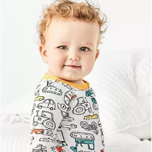 Free Shipping + Extra 20% Off $40+50% Off America's Favorite Jammies @ Carter's