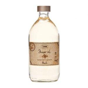 Sabon麝香味沐浴油500ml