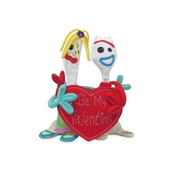 Forky and Karen Beverly 玩偶