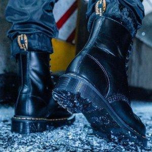 5折起 €84收马丁靴Dr. Martens 最全款式奇迹热促 1460、8孔、厚底等百款好价