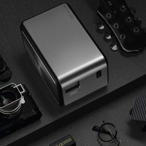 【美国仓】坚果投影仪J6S家用高清1080P智能微型无线wifi无屏电视家庭投影机
