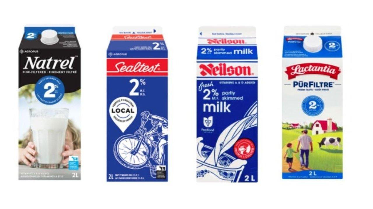 牛奶测评 |常见牛奶种类、标签解析、四款牛奶品牌对比!让你轻松get 超市牛奶怎么选🥛