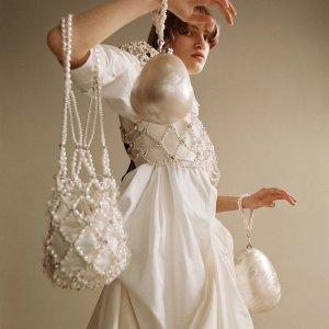 6折起 爆火珍珠发夹$66Simona Rocha 异国春天的仙女品牌 虞书欣、宋祖儿都爱