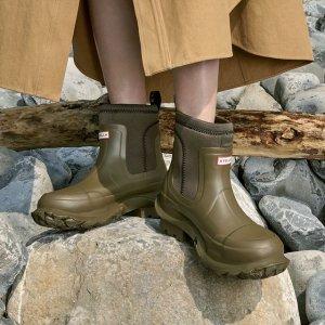 低至5折Hunter 折扣区精选雨靴、服饰热卖 收封面Stella联名款