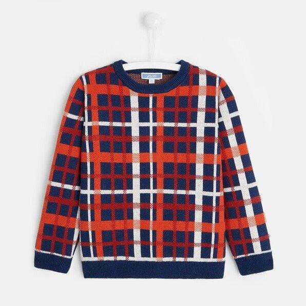 男童针织衫