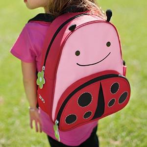 $17.99(原价$29.99)Skip Hop Zoo 动物造型儿童背包