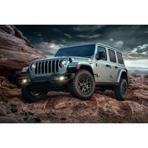 保值率 TOP102019 Jeep Wrangler