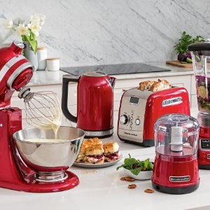 低至3折 $199 收经典搅拌机KitchenAid 多款厨房用品热卖