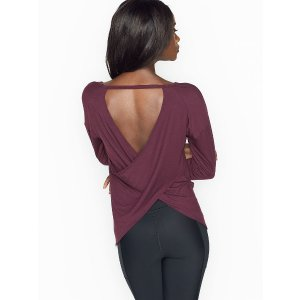 Victoria's SecretHeavenly by Victoria Supersoft Modal Long Sleeve Tee
