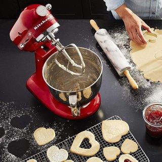 $296.99 (原价$399)Kitchen Aid 100周年纪念款5夸脱厨房料理机