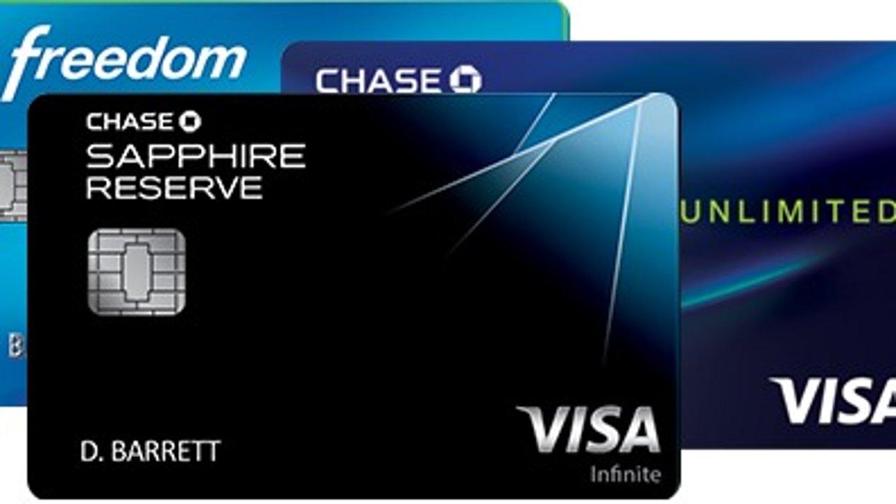 信用卡小贴士:Chase攒点三剑客