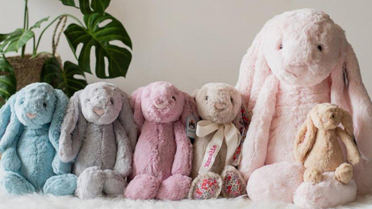 英国毛绒玩具品牌Jellycat购买全攻略 | 必入网红爆款,尺寸选择建议!(附清洗方法)