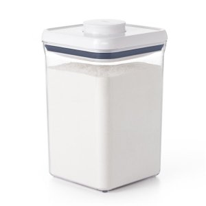OXOPOP Container Big Square (4.0 Qt)