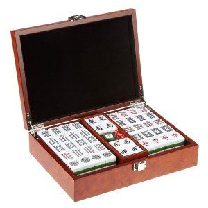 现价€49.82(原价€63.9)Philos 3166 高档盒装家用麻将牌 特价