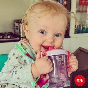 低至5折 消毒器仅€19Nuk 婴儿用品专场 收儿童水杯、奶瓶、温奶器、微波消毒器