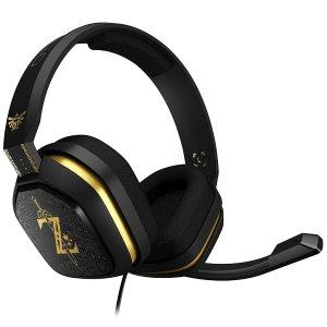 $59.96(原价$89.99)史低价:Astro A10 塞尔达荒野之息 电竞游戏耳机