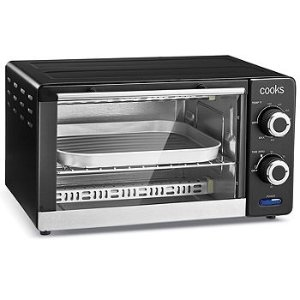 JC Penny Cooks 4 Slice Toaster Oven