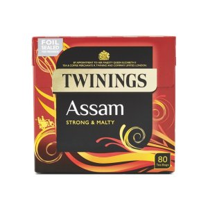 阿萨姆- 80 Tea Bags