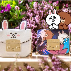 Starting at $118Furla X Line Friends Collection Release