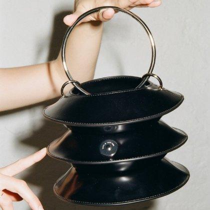 全场8.5折 收艺术圆环包