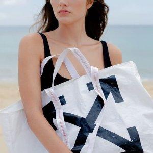 8.5折+火热开售 Lyst 时尚榜单第一美包Off-White 2019秋冬最新单品热卖  收林心如,许路儿同款
