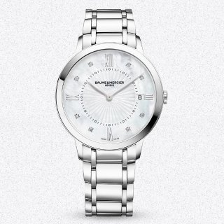 Extra 20% OffBaume and Mercier Women's Classima Executives Watch MOA10225