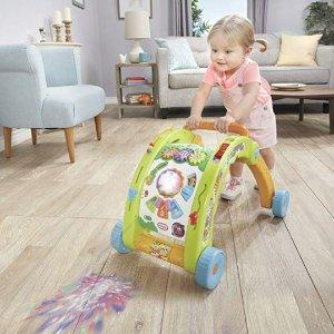 低至2折史低价:Little Tikes 3合1可折叠学步车、小厨房、遥控车特卖
