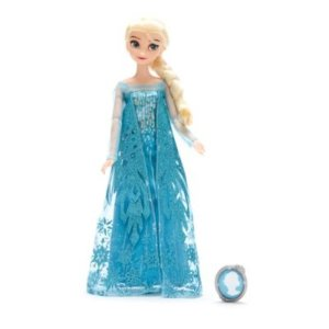 Disney冰雪奇缘Elsa玩偶