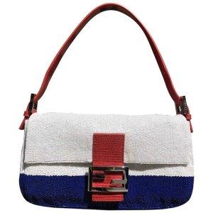 FendiBaguette cloth handbag 259 Fendi
