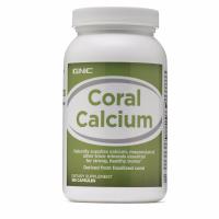 GNC Coral Calcium 珊瑚钙 180粒