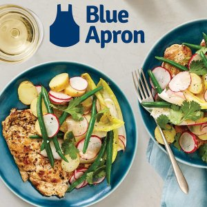 $642 x $50 Gift Cards to Blue Apron