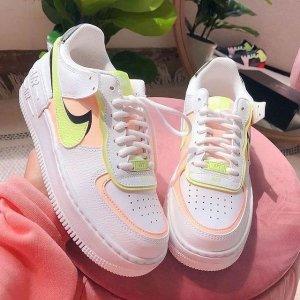 £45起收AF1 大童款Nike Air Force 1 专区热卖 罕见配色 没有一双就out啦