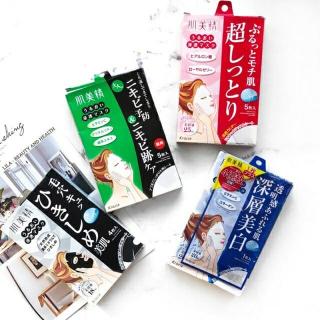 立减300日元 + 日本免邮中国日系面膜免邮专场,收肌美精美白面膜、高丝面膜、曼丹婴儿面膜