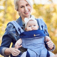 $89.99Ergobaby Four-Position 360 Carrier Flash Sale @ Zulily