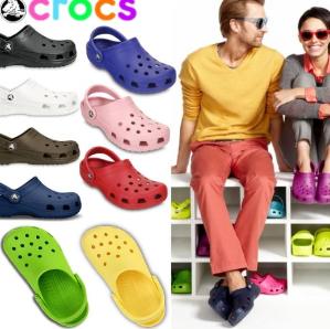 低至$11.89+额外7折Crocs 经典款洞洞鞋 -多色可选