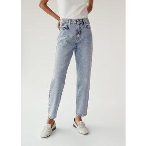 Mango牛仔裤