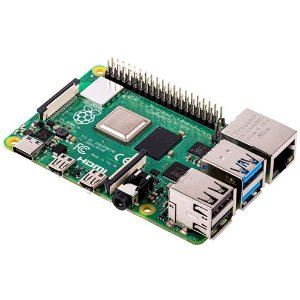 Raspberry PiRaspberry Pi 4 Model B - 2GB DDR4