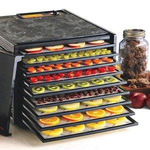 $129.99Excalibur 3900B 9-Tray Electric Food Dehydrator @ Amazon.com