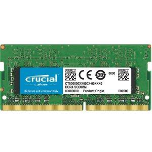 $51.99Crucial 16GB 单条 DDR4 2666 C19 笔记本内存