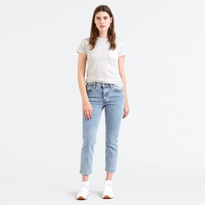 Levi's501® Crop牛仔裤