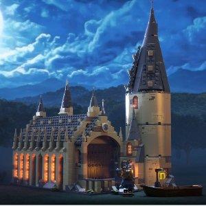 Lego霍格沃茨大礼堂