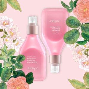 送6件套(含1件200ml正装)Jurlique茱莉蔻 本土天然护肤 必入平衡水、玫瑰精华