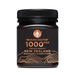 Manuka Doctor1000 MGO 蜂蜜250g