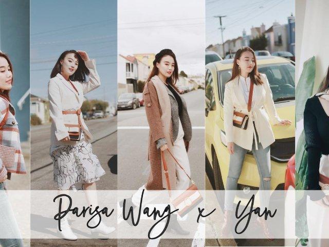 与Parisa Wang的再次邂逅...
