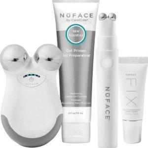 现价$393 (原价$621)NuFace微电流美容仪+大眼笔全套 美容黑科技 和皱纹说拜拜