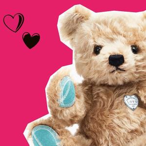 €500收封面合作款泰迪熊上新:Tiffany & Co 情人节限定登场 红心系列好看到犯规