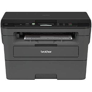 $79.99 (原价$149.99)Brother HL-L2390DW 单色激光多功能打印机