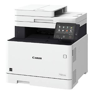 Canon Color imageCLASS MF743Cdw Wireless Color Laser All-In-One Printer