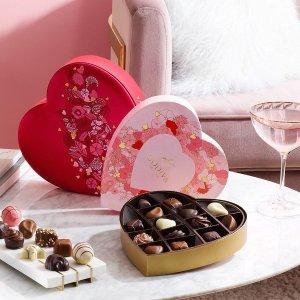 £11收爱心礼盒 永不出错的选择Godiva 情人节新款甜蜜上线