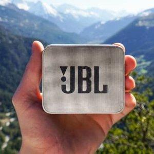 7.8折 仅€27.45 多色可选JBL GO 2 迷你小钢炮音响热卖 超强防水 洗澡也能放肆听歌